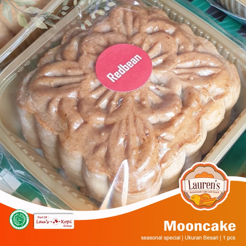 Mooncake Large 1 pcs