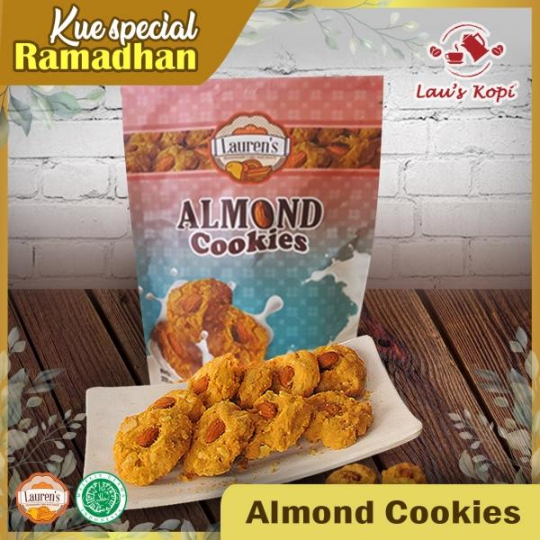 Almond Crispy 4 pcs