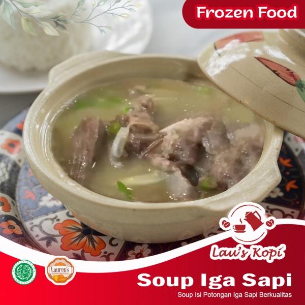 Soup Iga Sapi Frozenfood