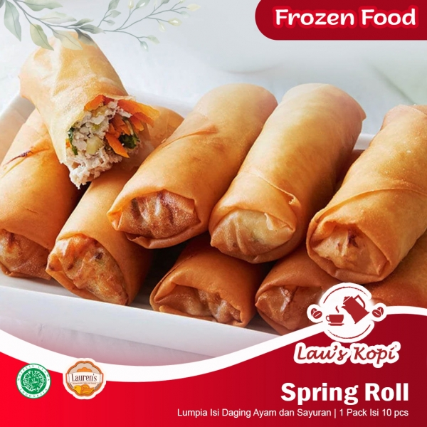 Spring Roll Frozenfood