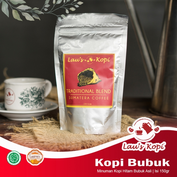 Traditional Blend Coffee