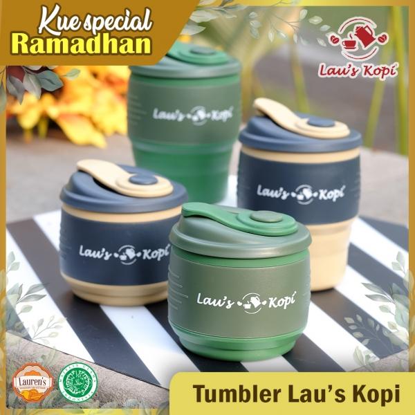 Lau's Kopi Tumbler